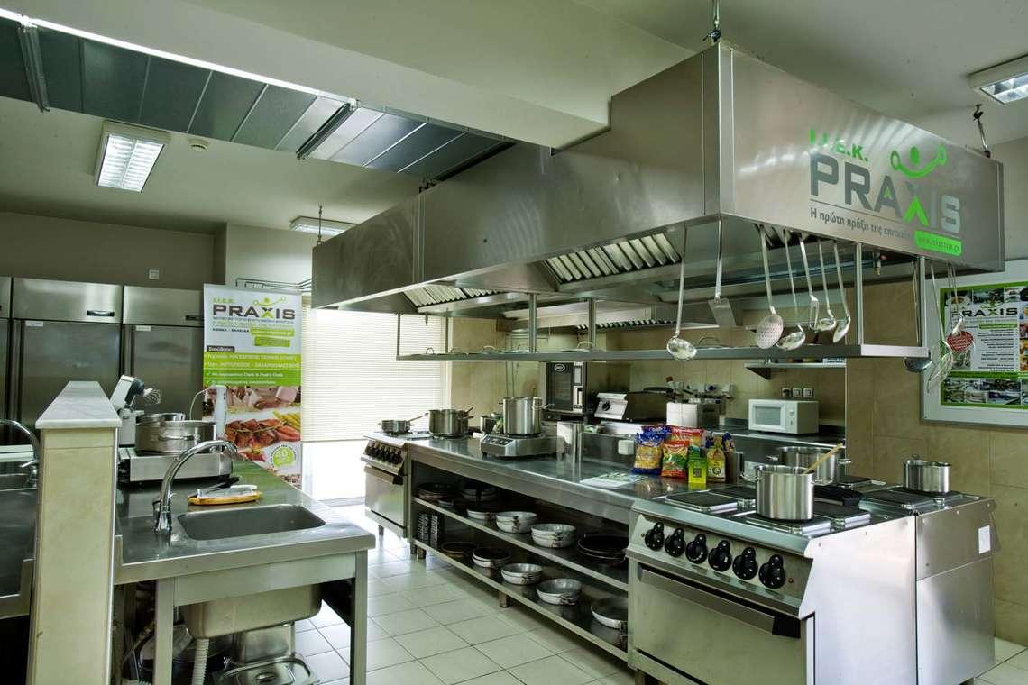 Μαγειρική – Chef's Institute