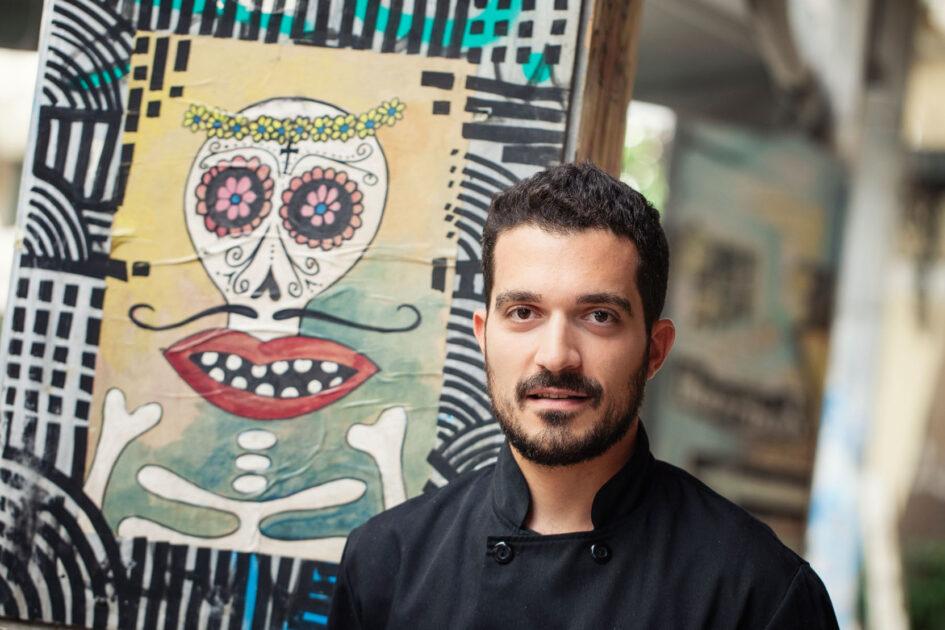 Σεμινάριο Street Food με τον chef Patron Βασίλη Σπόρο