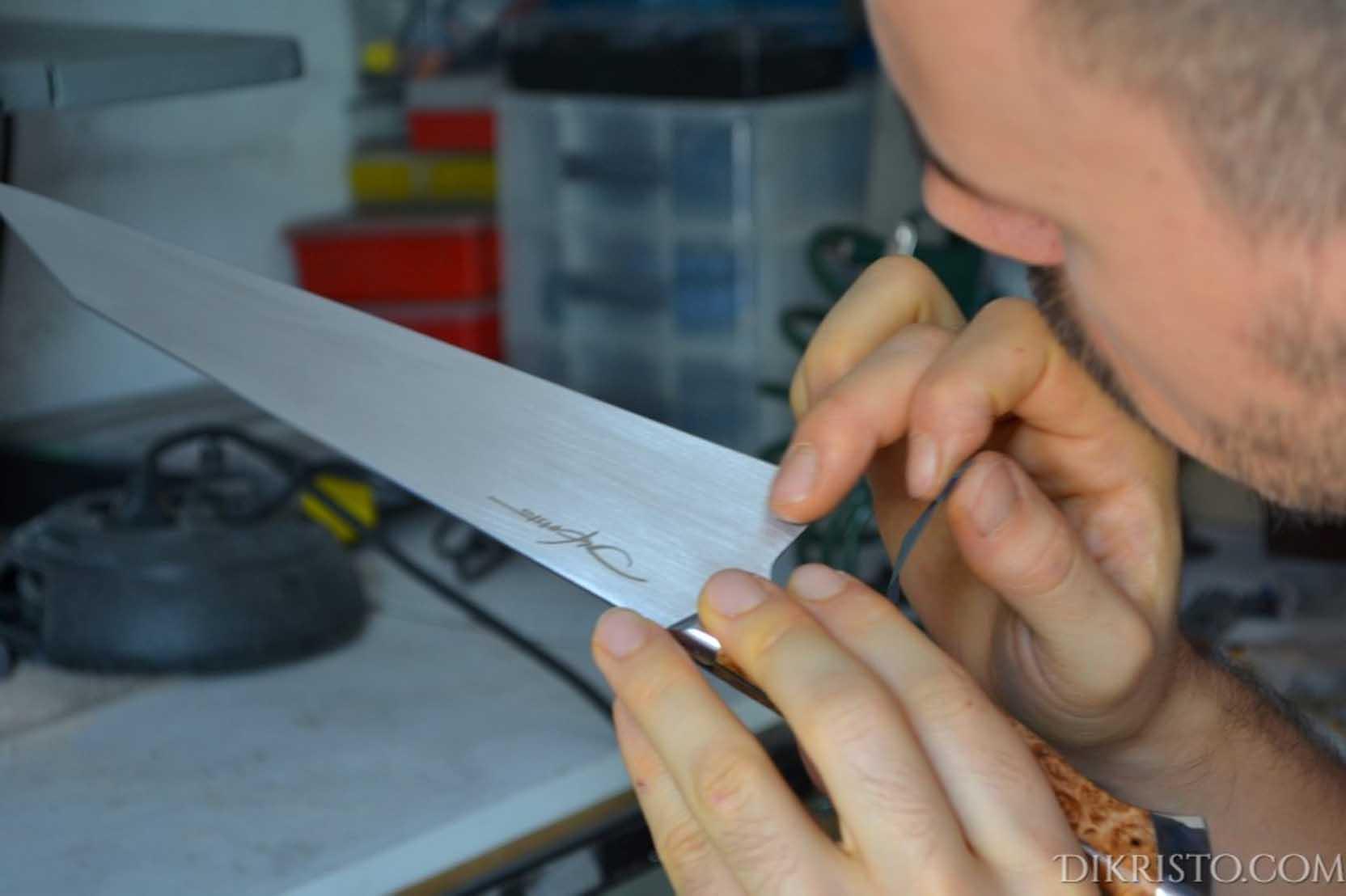 Chef's Knife: Μαχαίρια Επαγγελματικής Κουζίνας