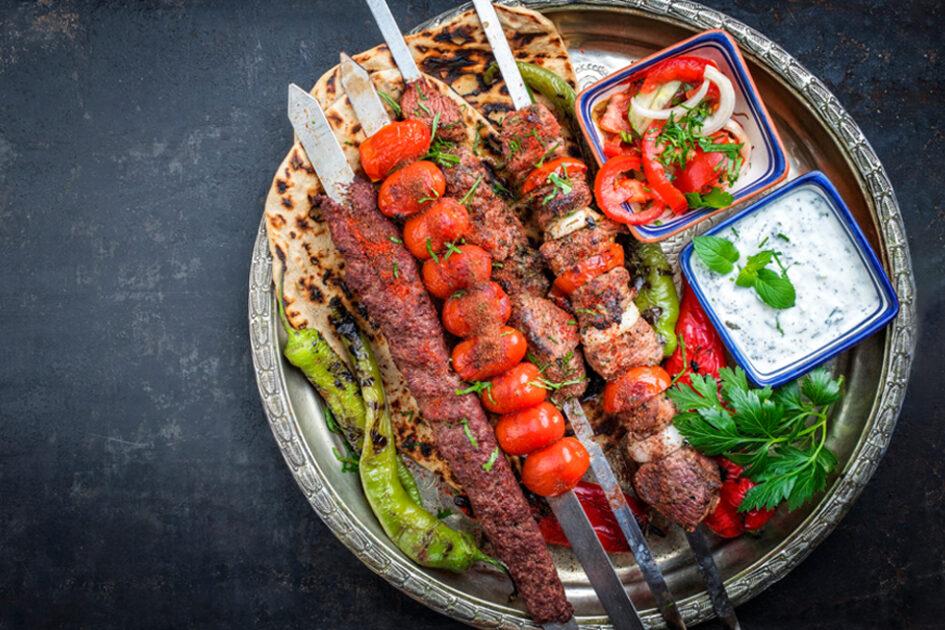 Σεμινάριο μαγειρικής Ηλίας Σκουλάς Ψητά Κρέατα της Ανατολικής Μεσογείου