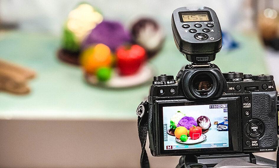 Σεμινάριο Φωτογραφίας Φαγητού Food Styling and Photography