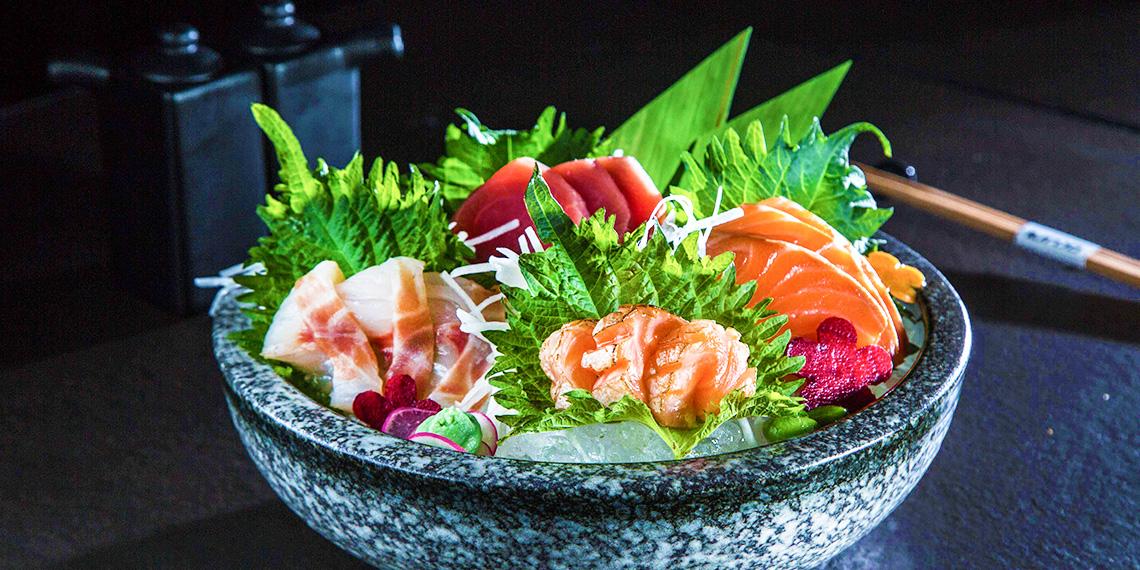 Σεμινάριο Sushi Nigiri – Sashimi με τον chef Νίκο Πολιτάκο #PraxisGastronomyDays