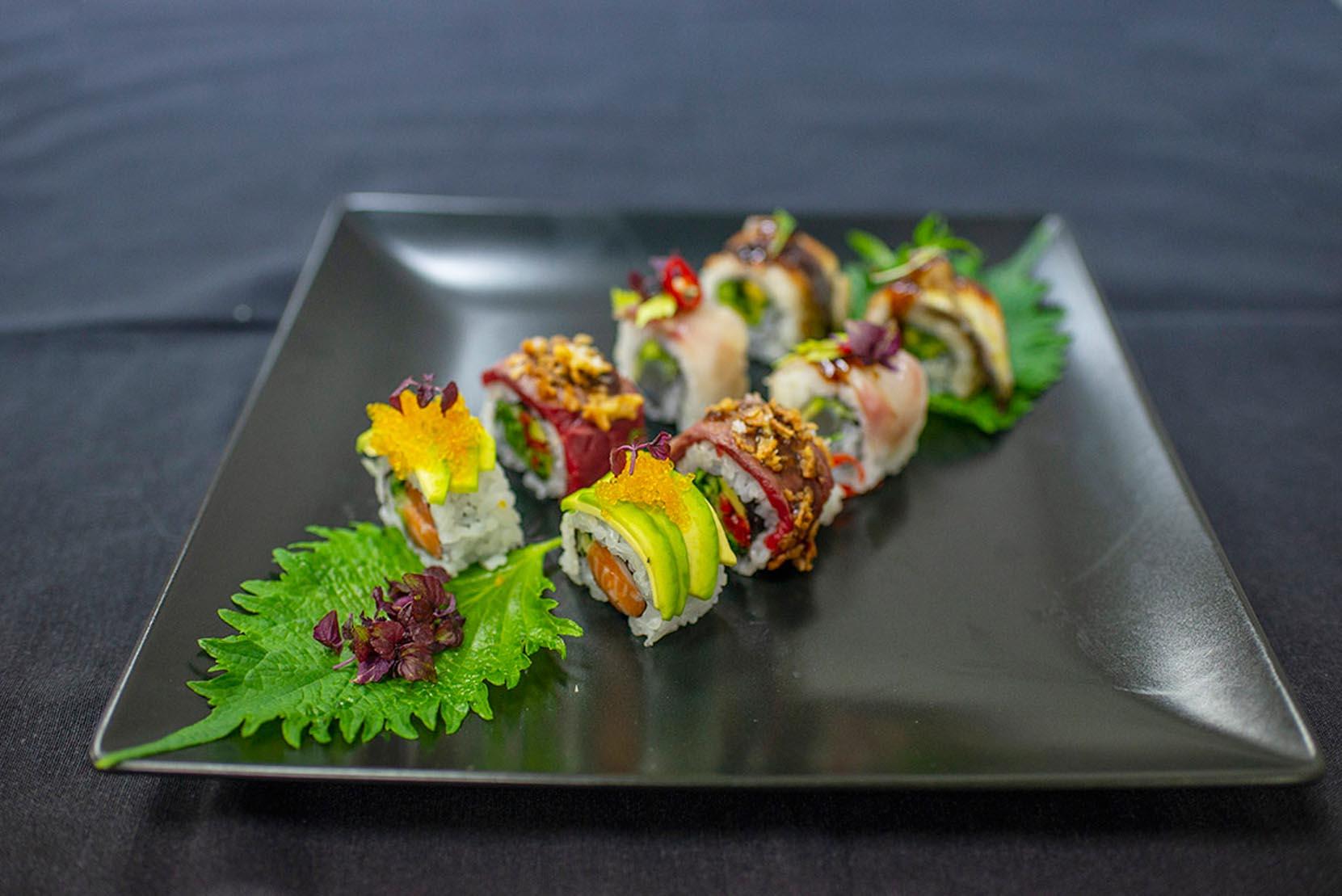 Σεμινάριο Sushi Master (Hands On – Full Course)