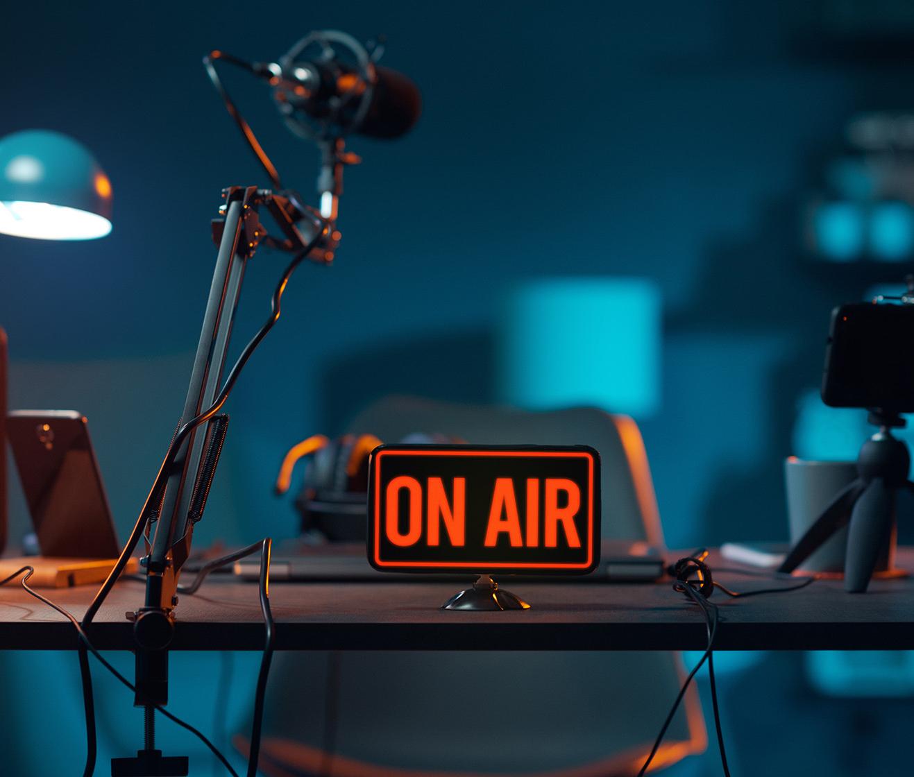Ραδιοφωνικός Παραγωγός ΙΕΚ PRAXIS