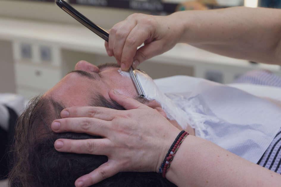 Σεμινάριο Barber/Παραδοσιακού Ξυρίσματος Με Φαλτσέτα