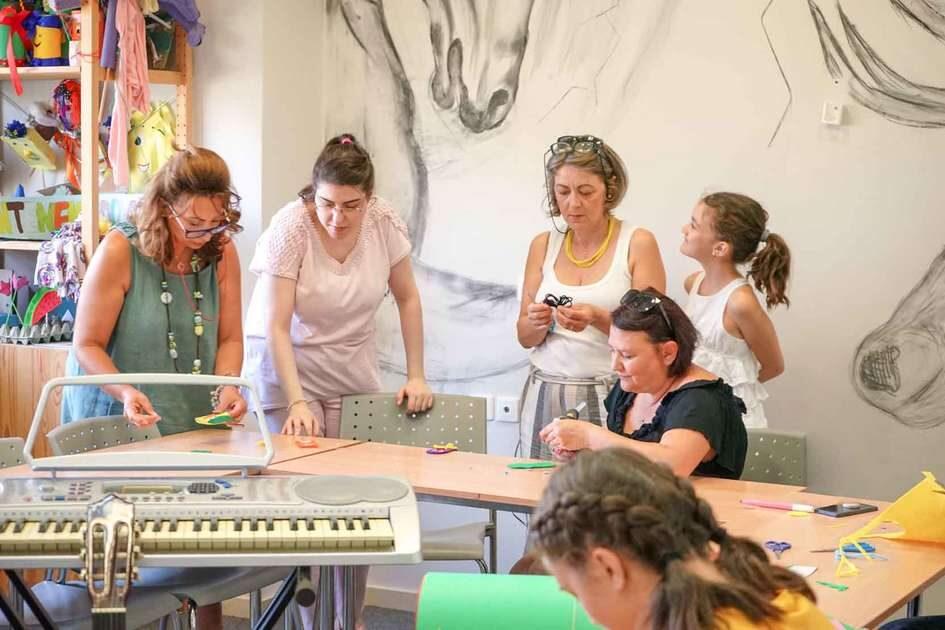 Εργαστήρι Δαχτυλόκουκλας στο ΙΕΚ Παιδαγωγικών PRAXIS