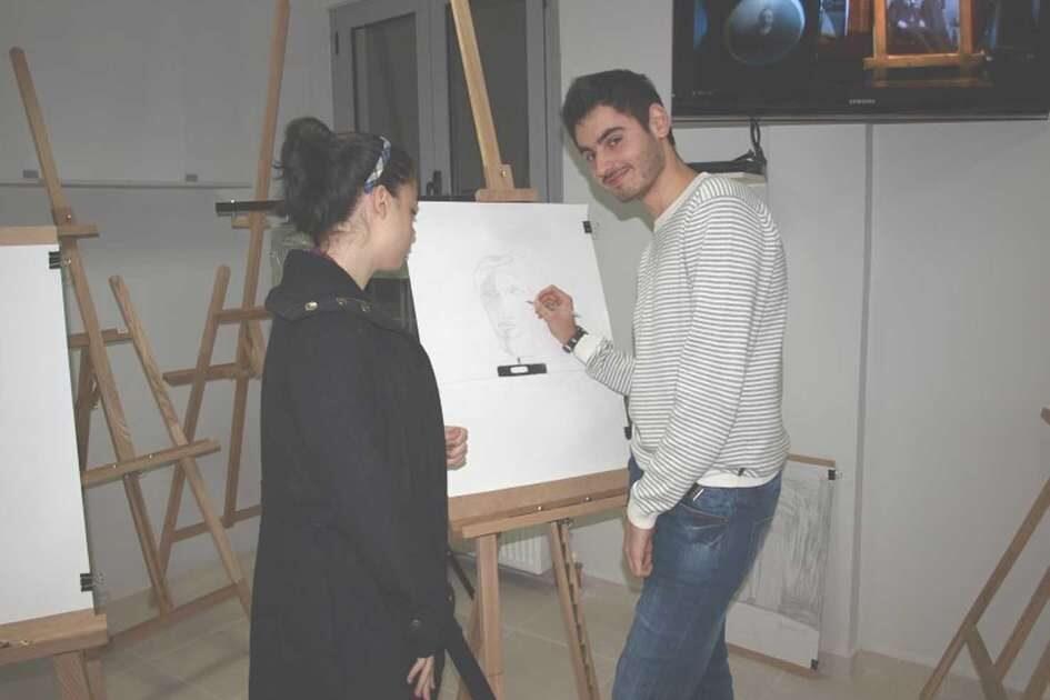Καλλιτεχνικά Επαγγέλματα στο ΙΕΚ PRAXIS: backstage story
