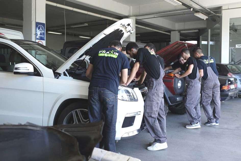 Σπουδές Μηχανικών Αυτοκινήτων