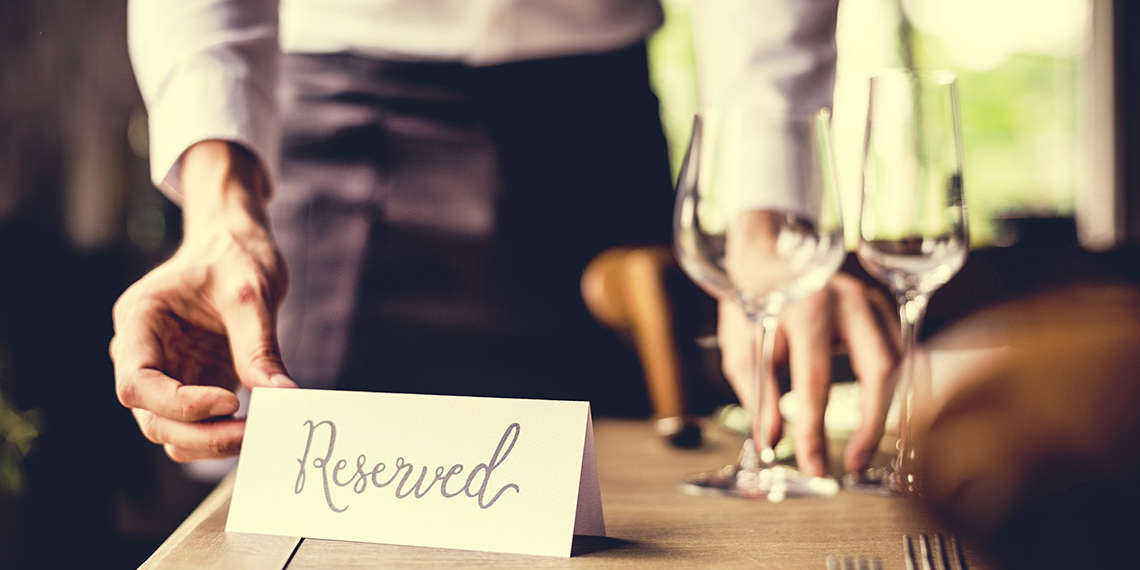 Εστιατόριο: Υποδοχή & Ποιοτική Εξυπηρέτηση Πελατών