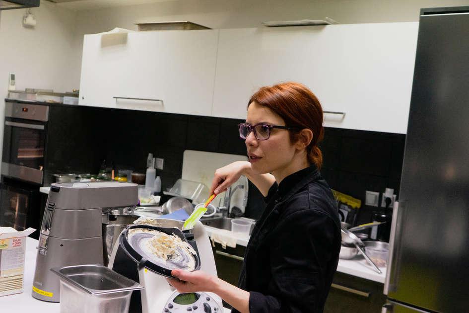 Hands-On Σεμινάριο Vegan Pastry Workshop