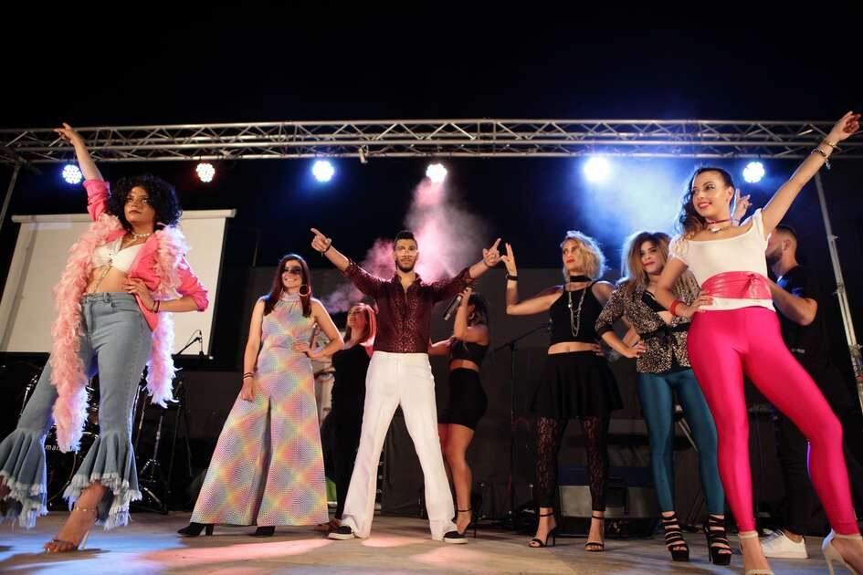 Fashion and Music Megashow Backstage