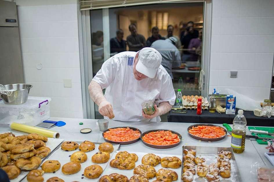 Σεμινάριο: Αλμυρά & Γλυκά Μικρογεύματα & Snacks, για Επαγγελματίες